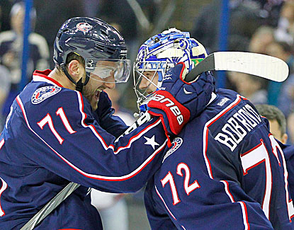 The 2015-16 Columbus Blue Jackets Season Is Here! - Fire The