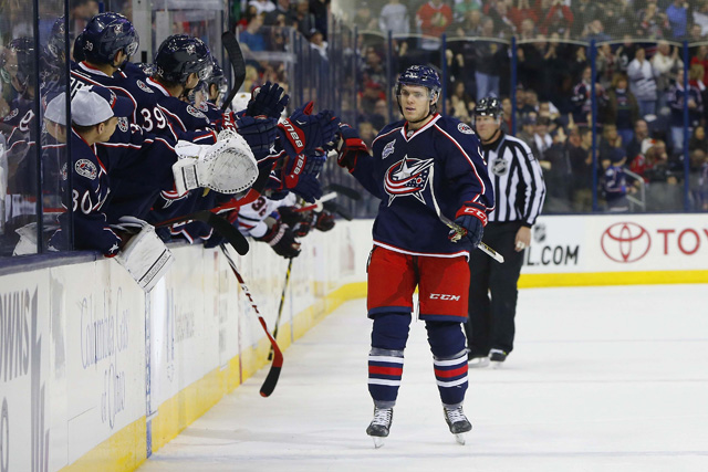 Jeremy Morin Admitted To Hospital - Fire The Cannon | Columbus ...