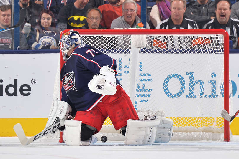 Jackets Hammered by Ottawa - Fire The Cannon | Columbus Blue ...